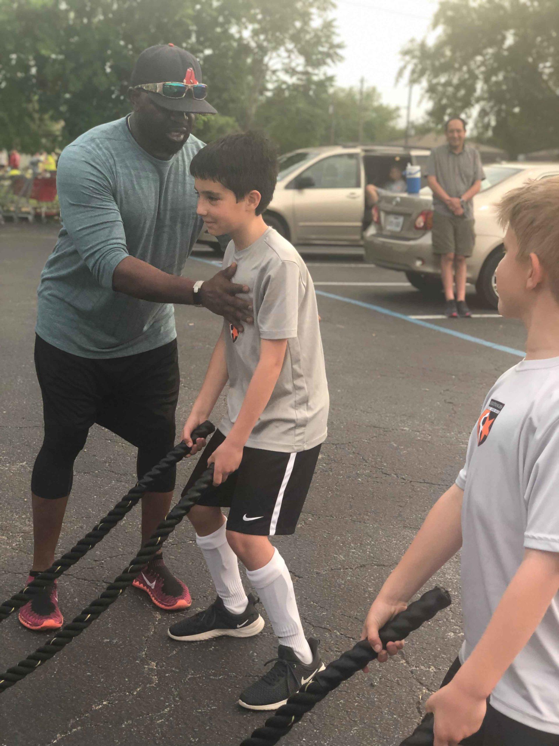 The Fitness School | Team Sports