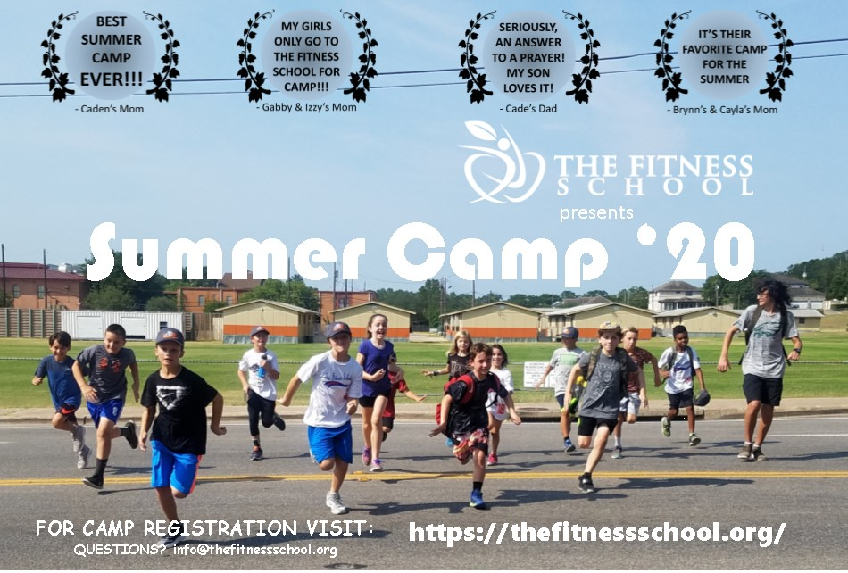 Summer Camp 2020 | The Fitness School